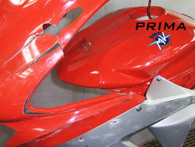 Prezzi riparazione carene verniciatura carene moto ok for Mv line listino prezzi